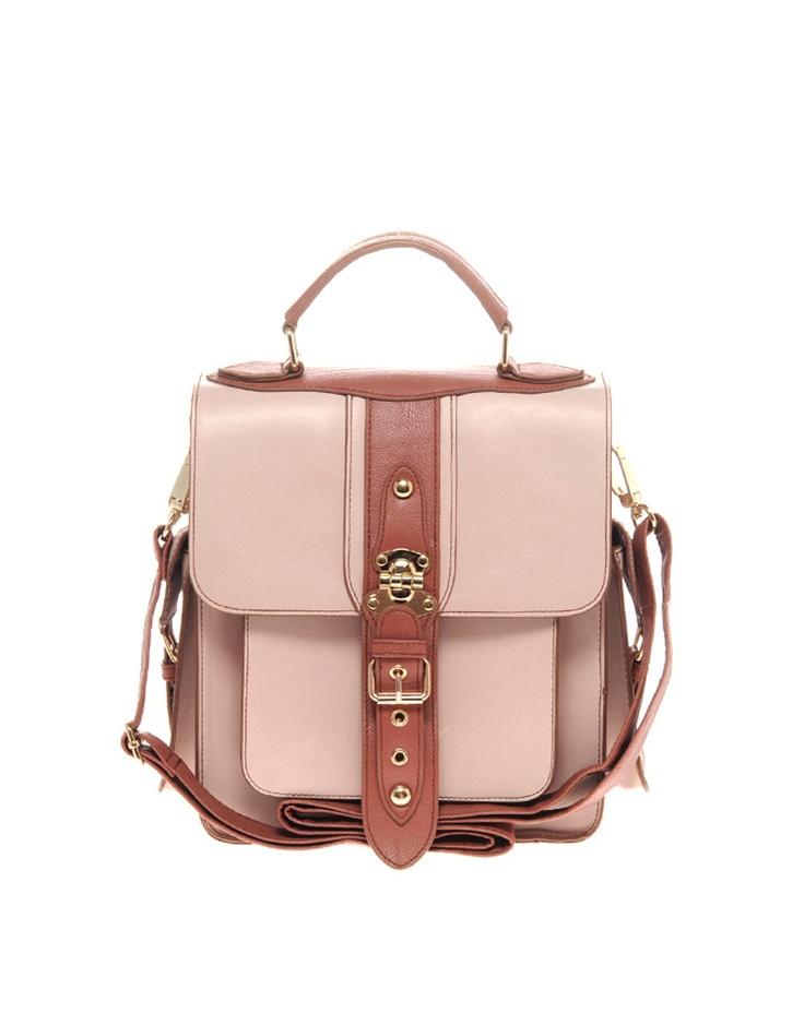 pastel satchel
