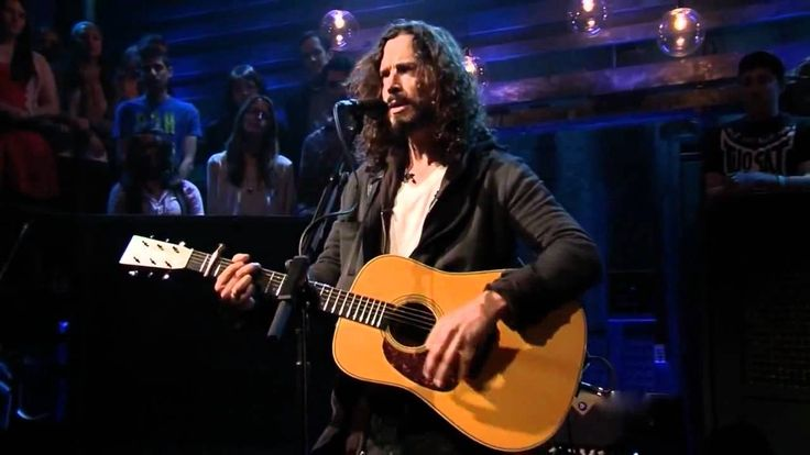 Chris Cornell - Redemption Song -If any one besides Marley could do this song justice, it's Chris...