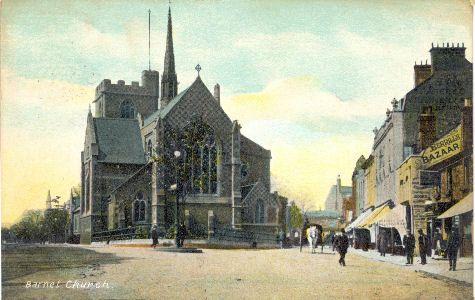St John the Baptist, High Barnet