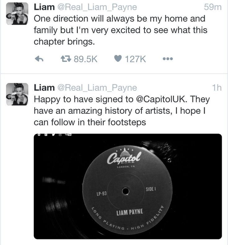 okay so this is happening but Ruth Payne confirmed Liam is remaining in the band and his solo music won't be released for two years
