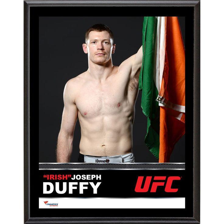 Joseph Duffy Ultimate Fighting Championship Fanatics Authentic 10.5'' x 13'' Sublimated Plaque