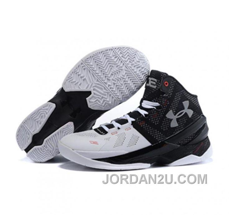 http://www.jordan2u.com/under-armour-stephen-curry-2-shoes-black-white.html UNDER ARMOUR STEPHEN CURRY 2 SHOES BLACK WHITE Only $112.00 , Free Shipping!