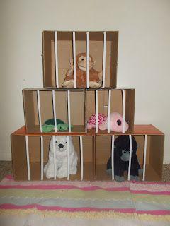 Chipman's Corner Preschool: Z is for Zoo