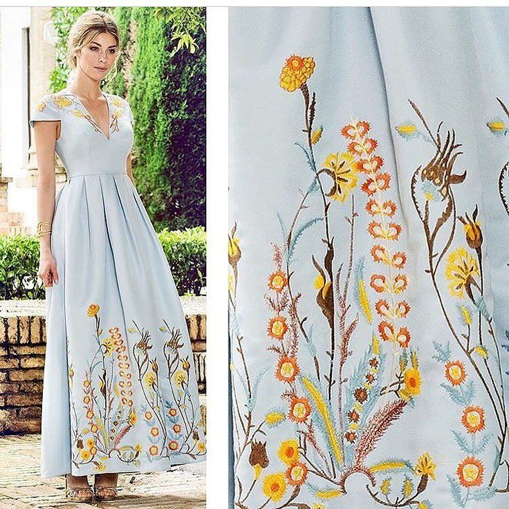 Only by order  ready made all sold out . Dress with Embrodery . Price :  AED - 850 USD - 231 EUR - 210 GBP - 162 SAR - 870 KWD - 70