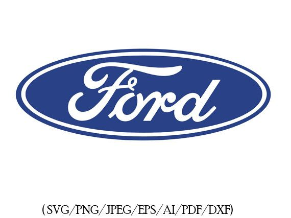 Ford Logo Svg Ford Logo Vector Ford Svg Ai Svg Eps Png Jpg