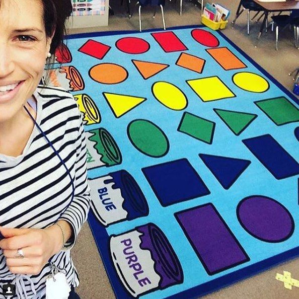 Lakeshore Learning Rug: 53 Best Classroom Furniture & Carpets Images On Pinterest