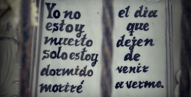 EL CEMENTERIO DE VILLA: NUEVA ESPERANZA #cementerio