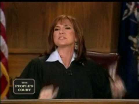 Judge Milian FLIPS OUT AGAIN!