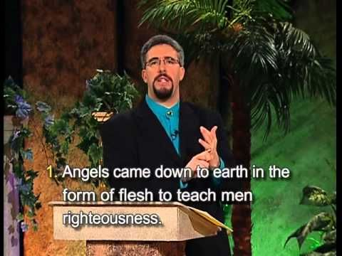 Ancient Demonic Principalities and Powers Released at Arch of Baal - YouTube