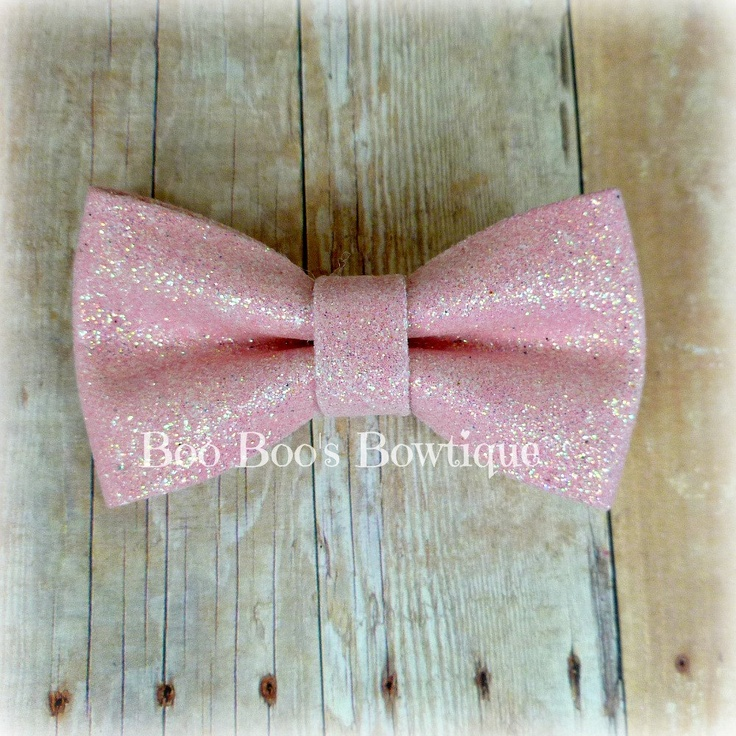 how to make bow clips for babies