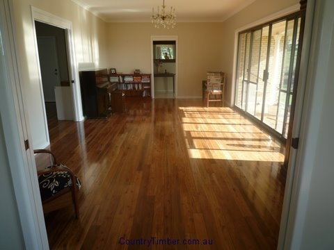 Spotted Gum hardwood flooring | Country Timber Flooring