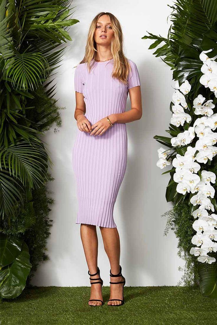 Maurie & Eve - Luxure Dress - Violet