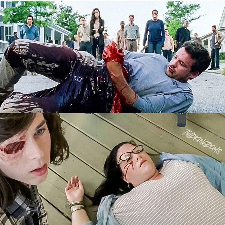 The Walking Dead Season 7 Episode 8 'Hearts Still Beating'