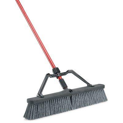 Libman Rough Surface Heavy Duty Push Broom