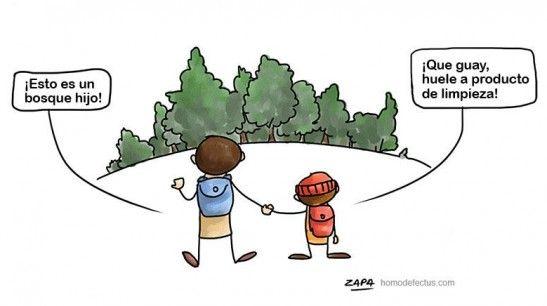 Las 10 mejores viñetas de humor educativo