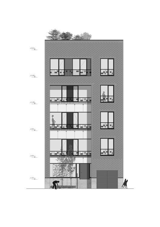 25 Best Ideas About Building Elevation On Pinterest