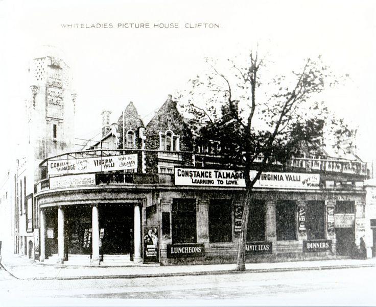 Whiteladies Picture House c1925, Bristol