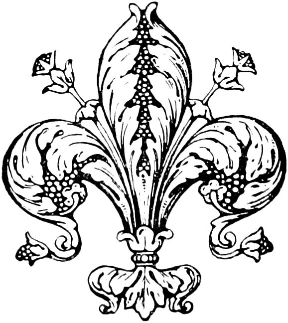 188 best fleur de lis images on pinterest arabesque Potato Salad Clip Art Gumbo Clip Art Crab