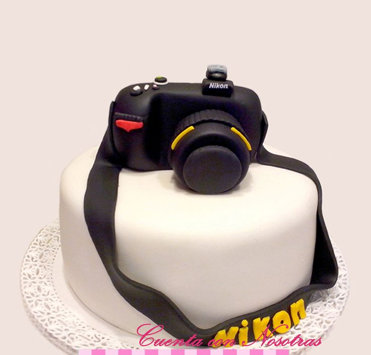 Torta Cámara Torta Hombre Torta Varones
