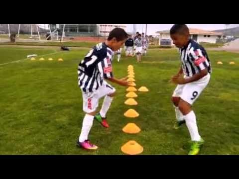 Fuerzas básicas club pachuca - YouTube
