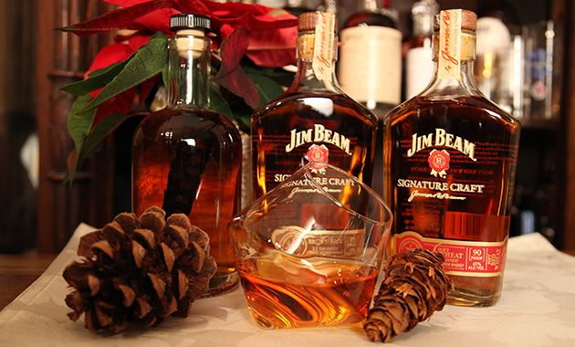 17. Jim Beam Signature Craft Soft Red Wheat & Jim Beam Signature Craft Brown Rice Bourbon | Price: $50 // Proof: 90
