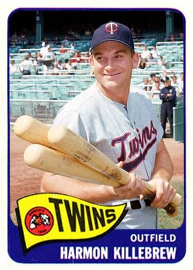 Harmon Killebrew Minnesota Twins