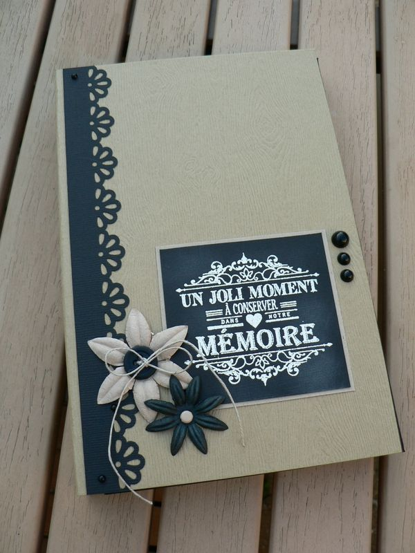 Les 25 meilleures id es de la cat gorie album sur pinterest album photo scrapbooking - Idee scrapbooking album photo ...