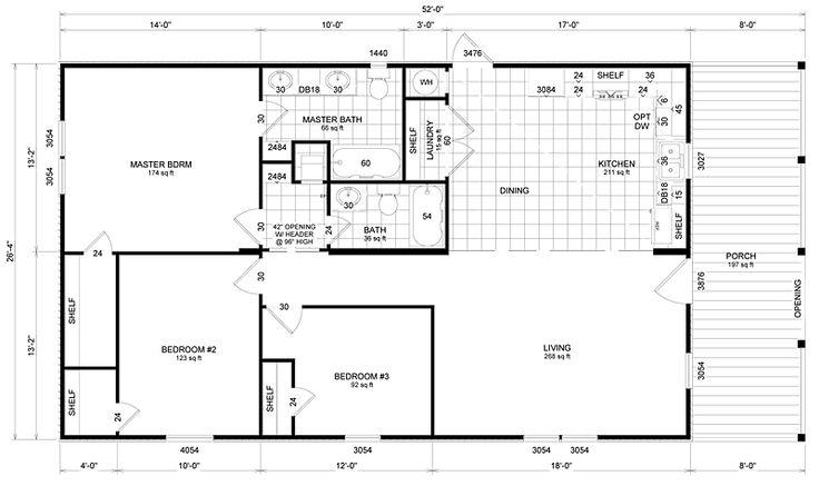 double wide mobile home floor plans   BEDROOM DOUBLE WIDE MOBILE HOME FLOOR PLANS image galleries ...