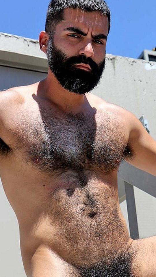 Волосатость сексуальность мужчины