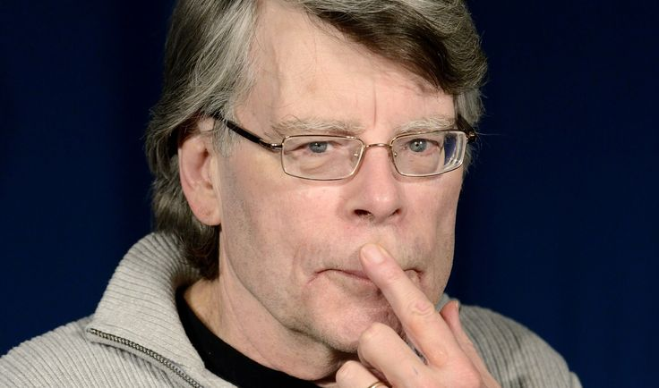 You may have heard of a writer named Stephen King. He wrote a few books that are kind of scary? Yeah?With more than 50 books in print, King is insanely prolific. From classic works of horror likeCarrieandThe Shining to enormous historical / scien