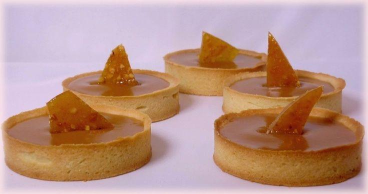 Tartelettes caramel beurre salé