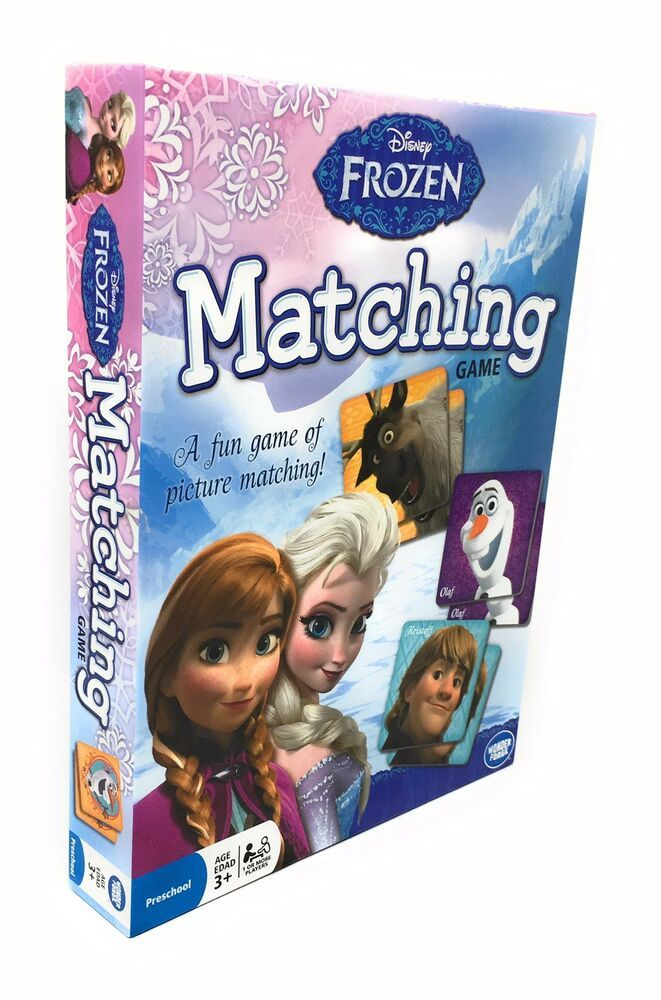Frozen Hair Game : frozen, Disney, Frozen, Memory, Match, Picture, Matching, Featuring, Characters, #Cardinal, Game,, Games,, Pictures