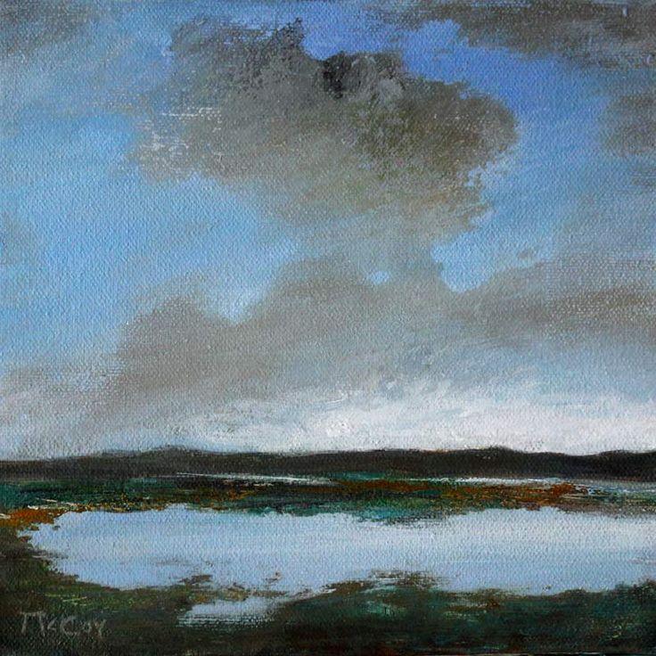 Evening Reflections, Killarney Lake