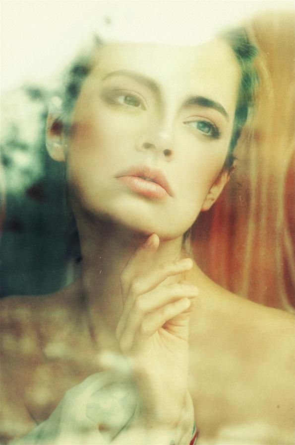 Amazing Portrait Photography by Moscow, Russia based photographer Lena Dunaeva.