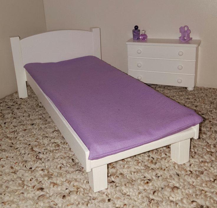 Best 56 Best 1 6 Scale Barbie Beds Images On Pinterest 640 x 480