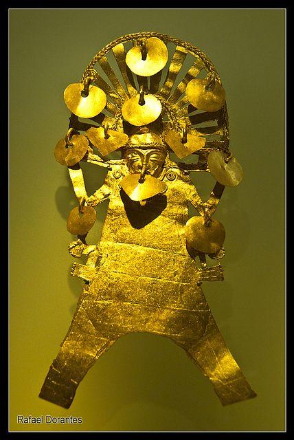 Museo del Oro, Bogotá, Colombia. <3