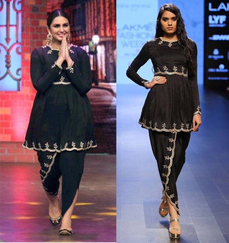 Huma Qureshi slays the indo-western look in this Embroidered Scallop Kurta and Petal Pants Set by Payal Singhal Inc. #celebspotting #celebstyle #india #perniaspopupshop #payalsinghal #indiandesigner #indianfashion #happyshopping #shopnow