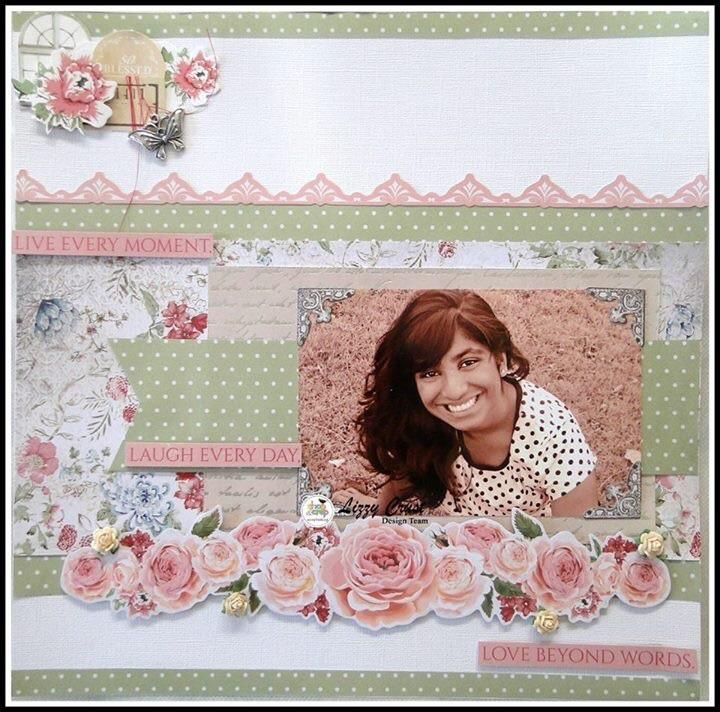 Kaisercraft Kits are our monthly kit containing approx $30 worth of co-ordinating Kaisercraft products and instruction sheets for two layout designs for just $2