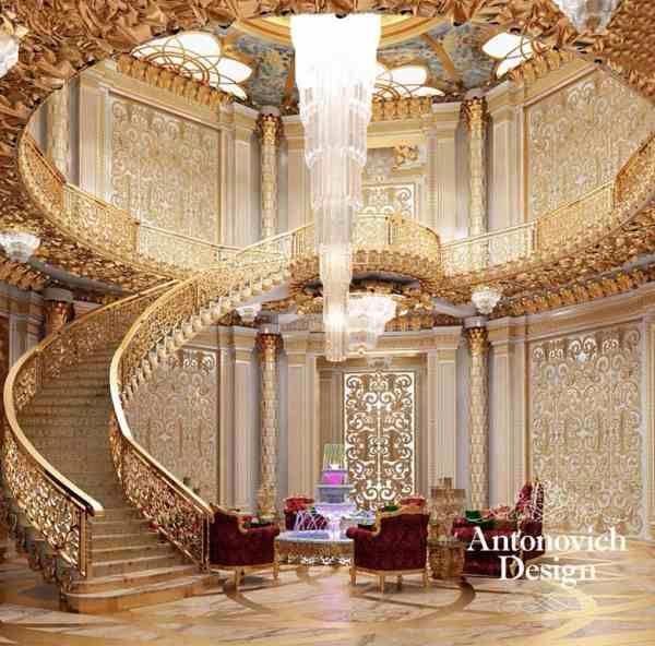 Luxury House Design Interior: 25+ Best Ideas About Luxury Staircase On Pinterest