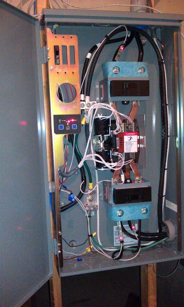 Kohler Transfer Switch