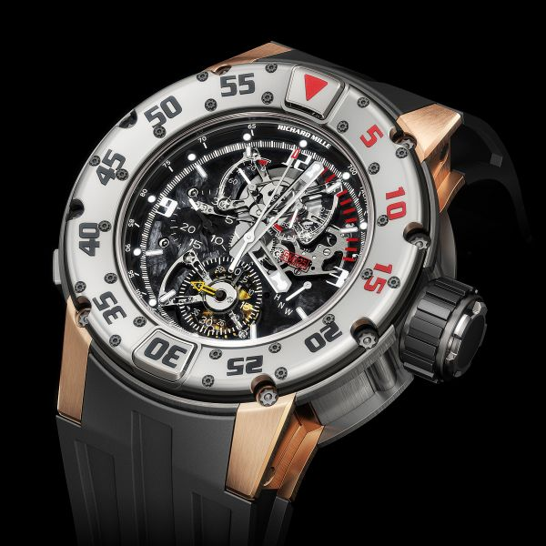 The Watch Quote: The Watch Quote: List Price and tariff for Richard Mille - RM 025 - Tourbillon - 525.45.91 watch