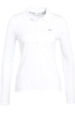 Dames Poloshirts - Lacoste Poloshirt white