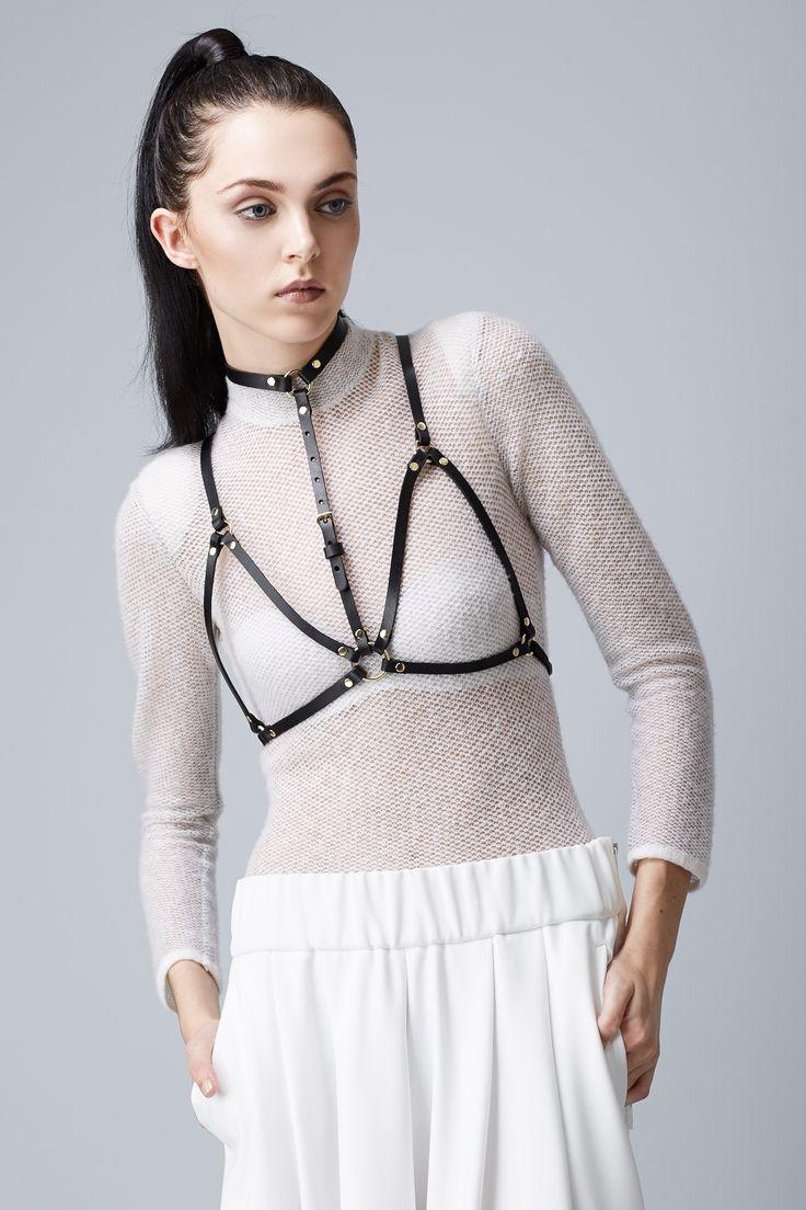 Zana Bayne Corset Laced Shoulder Harness - WOMEN - Zana Bayne - OPENING CEREMONY