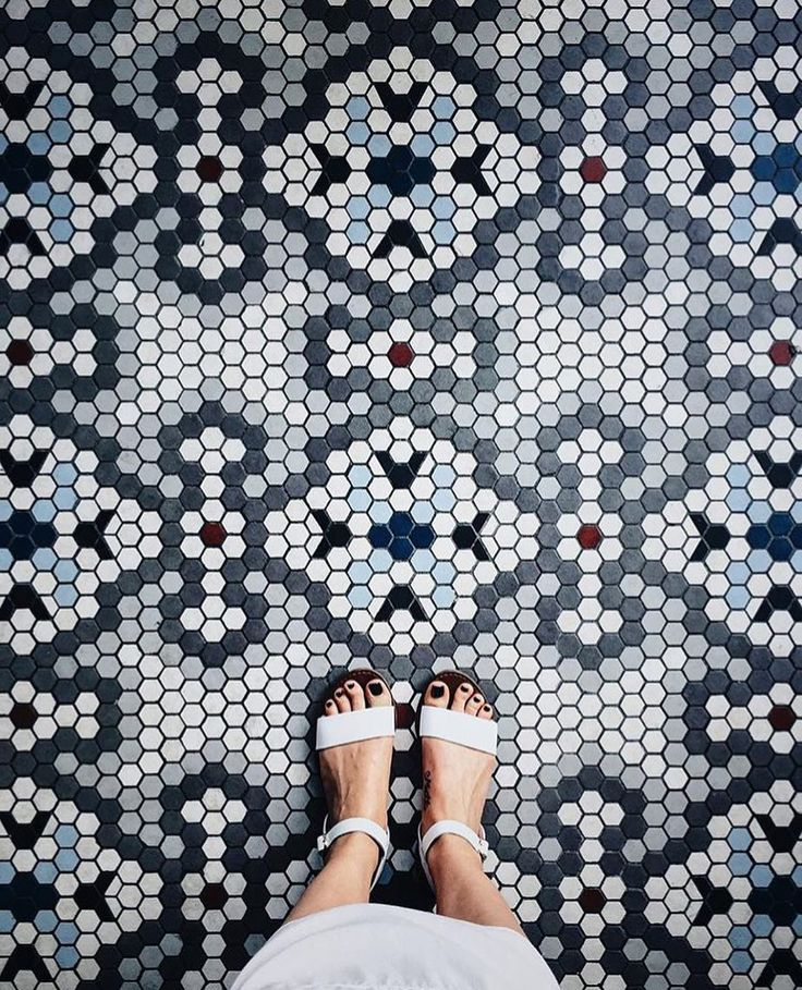 """7,095 Likes, 12 Comments - I Have This Thing With Floors (@ihavethisthingwithfloors) on Instagram: """"Pattern Love @llewllewtoo #ihavethisthingwithfloors ❤️"""""""