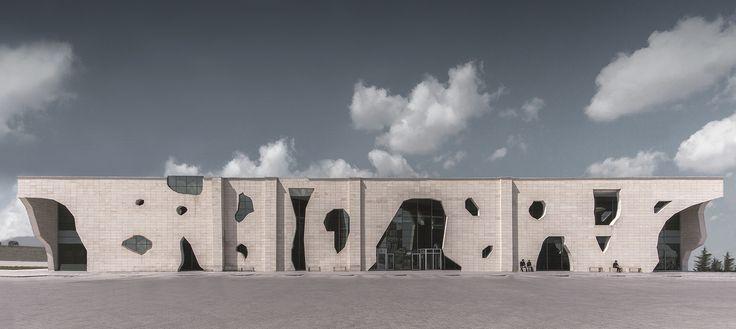 Gallery - Nevsehir Bus Terminal / Bahadir Kul - 1