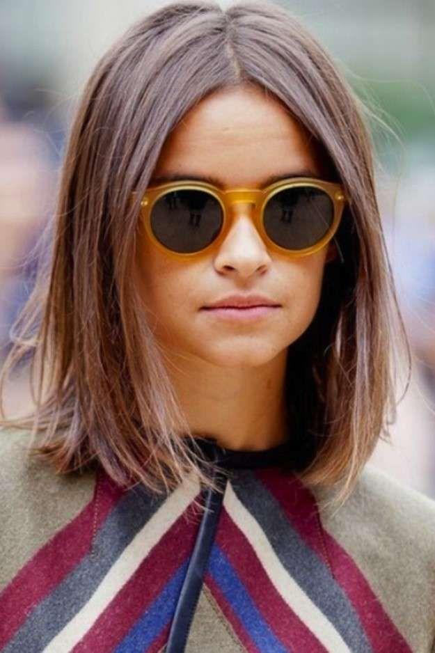 M s de 25 ideas incre bles sobre mujeres con peinados de media melena en pinterest - Peinados melena corta ...