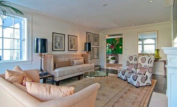 Alison Pincus - Living Room