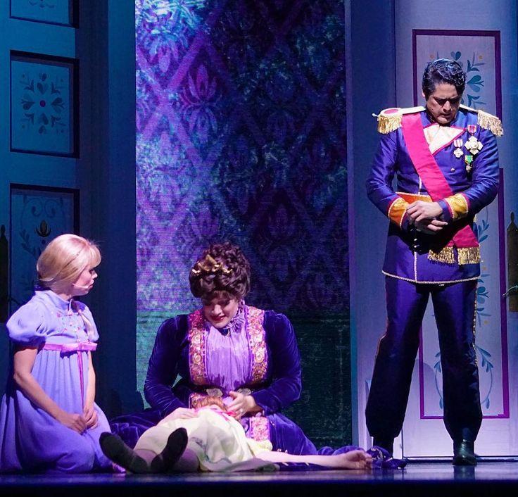 Queen: You know what we have to do. King: Yes. ... I've got just the thing right up my sleeve here... * * #NewLines #NotThatLastOne #KingAndQueenOfArendelle #YoungElsa #YoungAnna #Elsa #Anna #FrozenLiveAtTheHyperion #FrozenLive #FLATH #FrozenMusical #Frozen #Arendelle #FrozenFractals #HyperionTheater #DisneyCaliforniaAdventure #DCA #DisneylandResort #Disneygrammers #DisneylandPhotography  #QueenIduna #KingAgnarr http://misstagram.com/ipost/1548178141431140349/?code=BV8O9EpBw_9