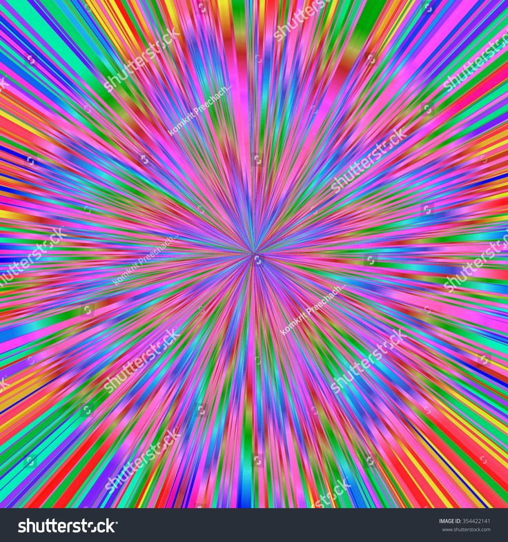 Rainbow Glow.zoom Abstract Background. Illustration Can Be