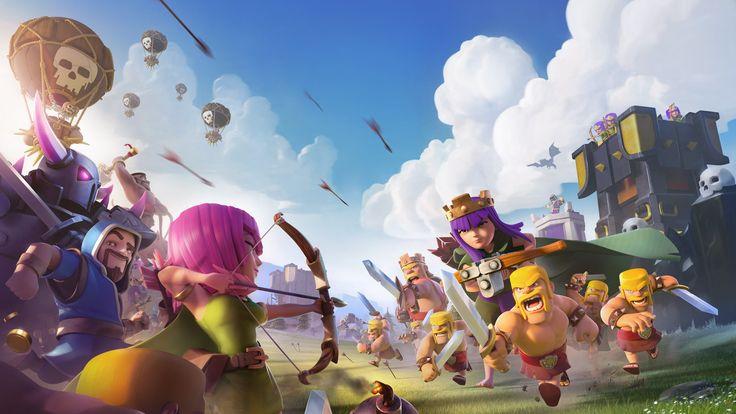 Supercell es la compañia que creo este juego hace un par de años atras. Este juego consiste en crear un aldea que sea suficientemente fuerte para sobrevivir un ataque, pero tambien tu poder atacar a otras aldeas. El proposityo de este juego es estrategia. Te lo enseña cuandot u tiene que arma tu aldea y como tu la vas a atacar. Te enseña esterategia. 4